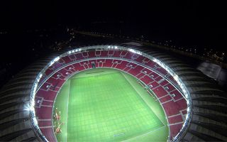 Porto Alegre: Beira-Rio three days before reopening
