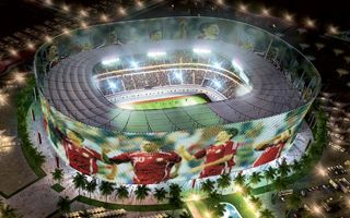 Qatar: Second 2022 World Cup design awarded