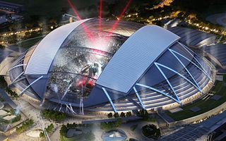 Singapore: World's largest dome delayed