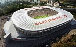 Istanbul: Beşiktaş to join richest clubs with Vodafone Arena?
