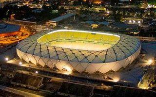 New stadium: Arena da Amazonia