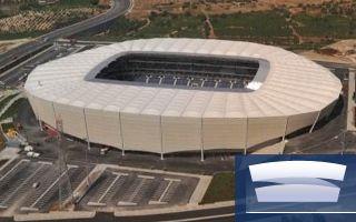 Nomination: Mersin Arena