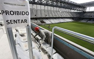 Brazil: Curitiba avoids the axe, not dropped from 2014 host list