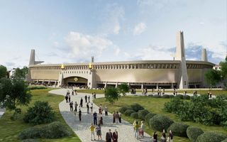 Athens: Public consultation on AEK stadium to begin