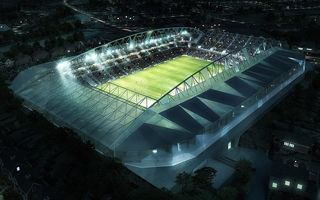 New design: Casement Park