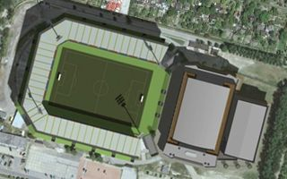 New design: New-old stadium in Bytom?