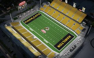 Design and construction: Tim Hortons Field