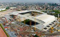 Sao Paulo: Arena Corinthians a month late again