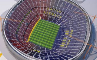 Barcelona: Qatar Camp Nou? Sponsor very likely