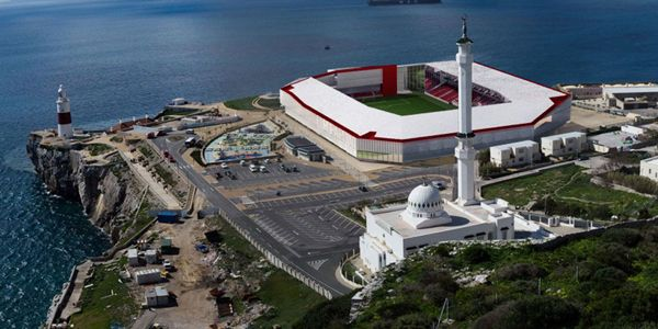 New stadium and design: The present and the future of Gibraltar