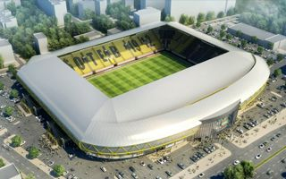 New designs: Plovdiv's stadium derby