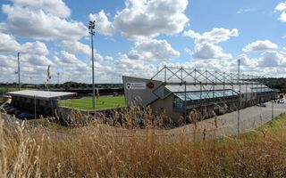 England: Groundbreaking on Sixfields Stadium expansion tomorrow