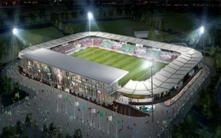 New design: First ever modular stadium for FC Dordrecht?