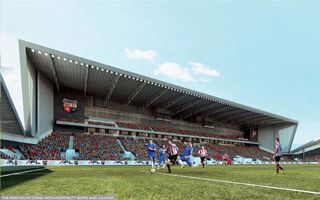 London: Final approval for Lionel Road Stadium!