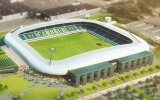 Stadium and design: Upcoming relocation for Cambuur?