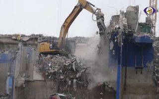 Minneapolis: Only rubble left of Metrodome
