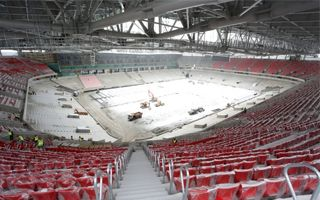 Moscow: Ukrainian crisis to affect Otkritie Arena's opening?