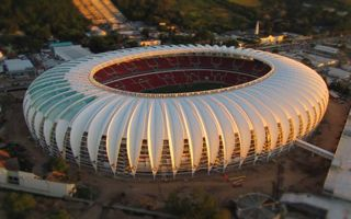 Porto Alegre: Beira-Rio not ready until 10 days before the World Cup?!