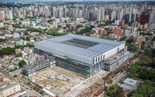 Brazil 2014: Nervous finish, opening in Curitiba and Cuiaba