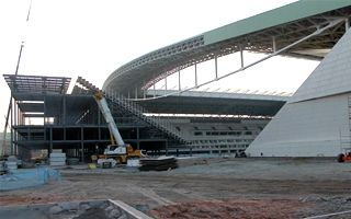 Sao Paulo: Another death at Arena Corinthians