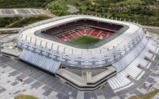 Recife: Arena Pernambuco gaining (solar) power