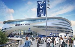London: Tottenham to break ground in 2015?