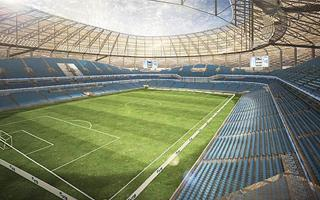 Moscow: VTB Arena going forward, design changed