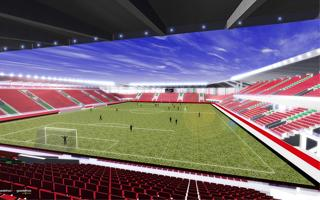 Belgium: Green light for Waregem stadium revamp