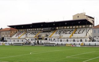 New stadiums: Cittadella and Vercelli