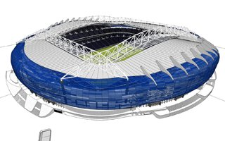 New design: Estadio Anoeta