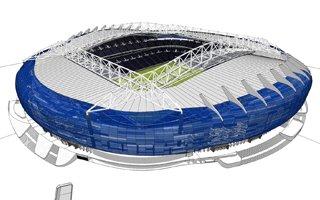 New design: Estadio Anoeta