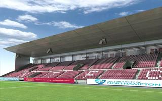 Northampton: Sixfields revamp with capacity cut