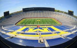 Ann Arbor: New attendance record for US football?