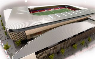 England: New design for York City stadium soon, groundbreaking in March