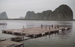 Thailand: Football without dry land? Sure, why not