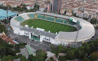 Turkey: Away section for €270!