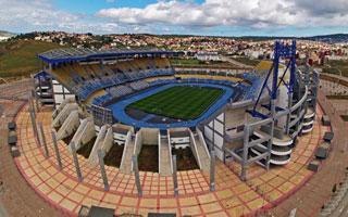 New stadiums: Tanger, Meknes, Safi and Al Hoceima