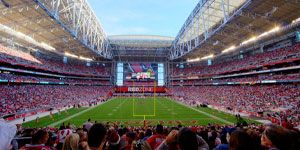 Arizona: $19 million upgrade for Glendale stadium