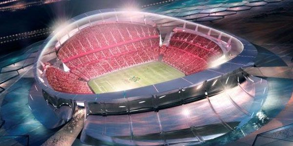 Qatar 2022: Unexpected setback for Lusail Iconic Stadium