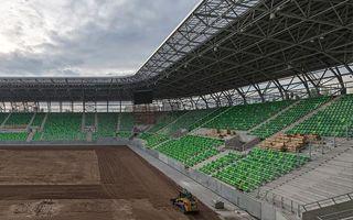 Budapest: New Ferencváros stadium ready next month