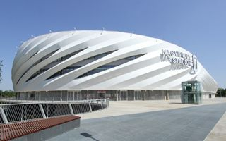 New stadium: Nagyerdei Stadion opened as planned