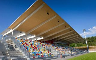 New stadium: Luxembourg's national ground that never was