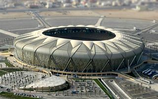 New stadium: King Abdullah Sports City Stadium