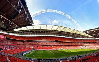 London: Wembley still well in the red
