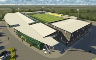 England: Boston United apply for planning permission