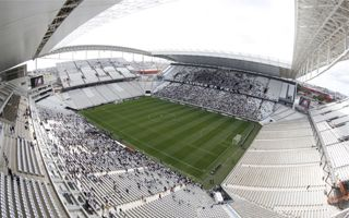 Sao Paulo: Already seven opening games at Itaquerão