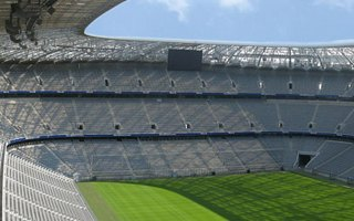 Munich: Allianz Arena has standing sections replaced