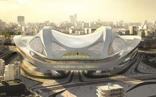 Tokyo: Close to official protest against the Olympic design