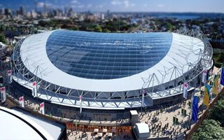 New design: Another covered stadium in Sydney?