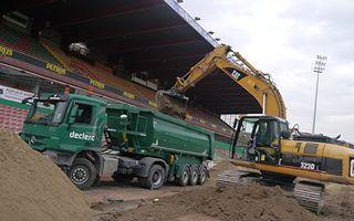 Belgium: Regenboog's renovation begins